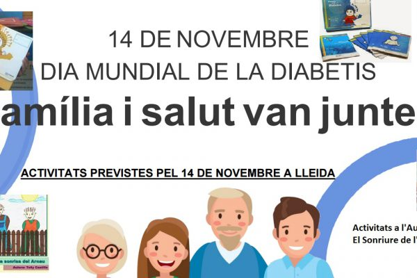 Dia Mundial de la Diabetes ... Educación en salud